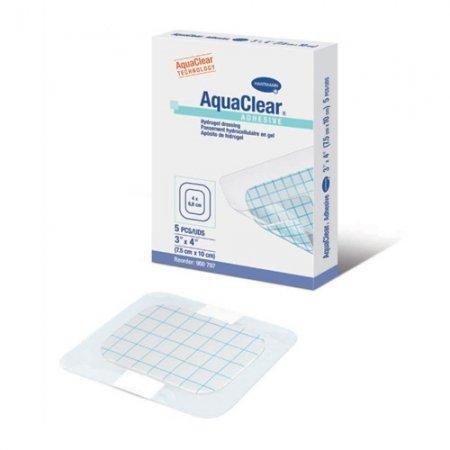 Aquaclear Hydrocellular Adhesive Dressing 12.5cm x 12.5cm