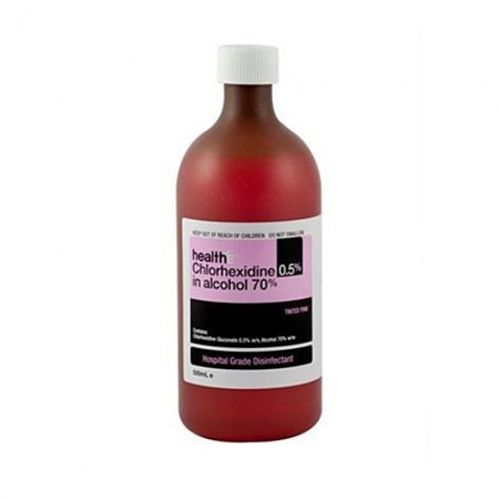 Chlohexidine 500ml