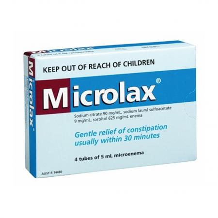 Microlax Enema