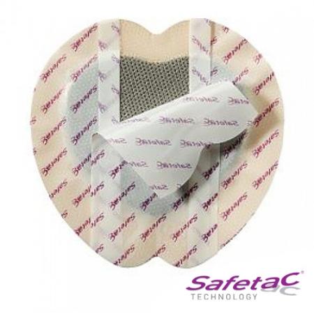 Mepilex Border Ag Sacral Dressing 23cm x 23cm Each