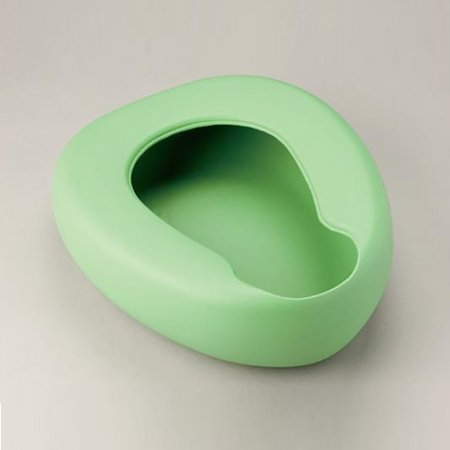 Bed Pan Autoclavable Green