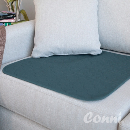 Conni Chair Pad Teal Blue
