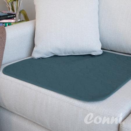 Conni Chair Pad Teal Blue