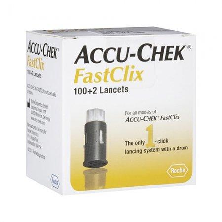 Fastclix Lancets