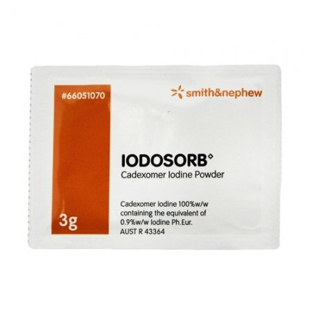 Iodosorb Powder Sachet