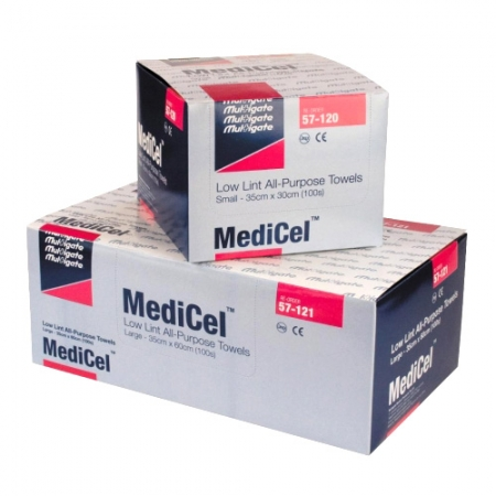 Medicel Wipe Low Lint