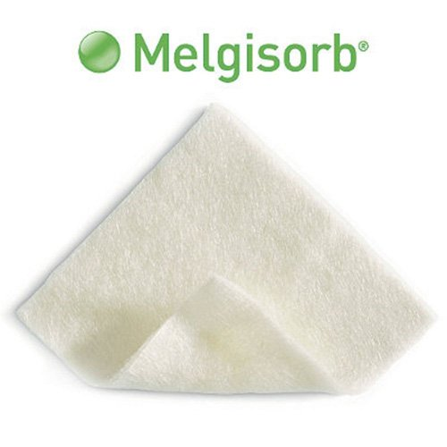 Melgisorb Alginate Absorbent Dressing 10cm X 10cm Pack Of