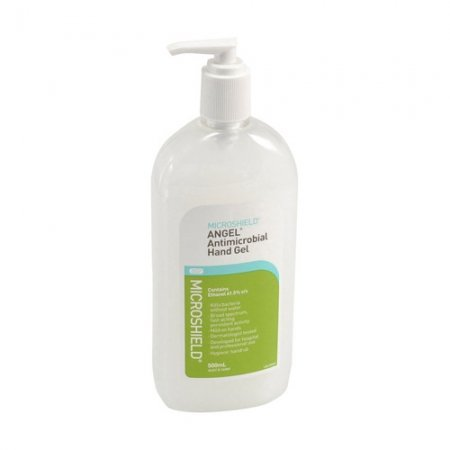 Microshield Antimicrobial Hand Gel 500ml