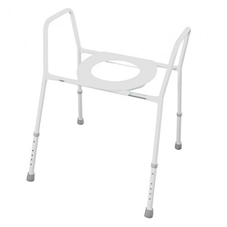 Over Toilet Frame Adjustable Height