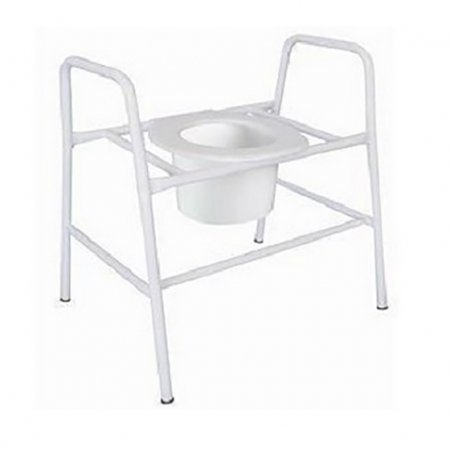 Over Toilet Frame Bariatric Overwide
