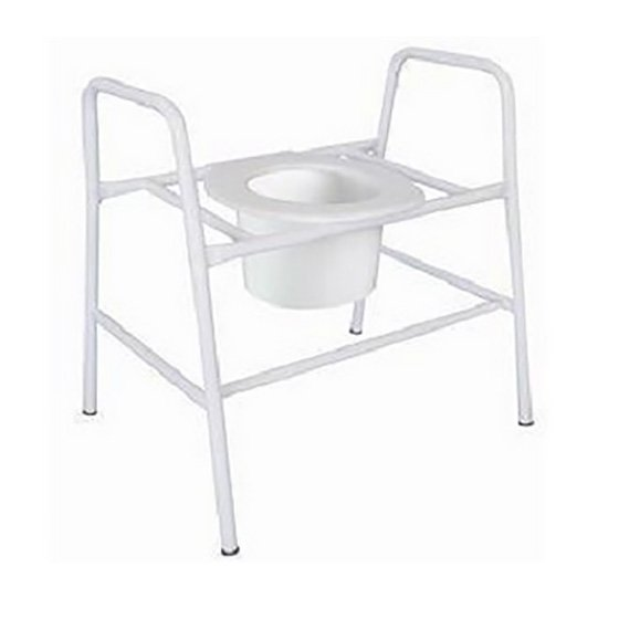 Over Toilet Frame Bariatric Overwide Ahns
