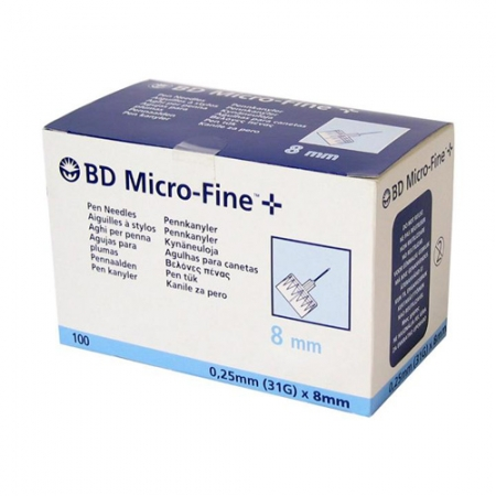 Pen Needle BD Microfine Pen Needle 31G