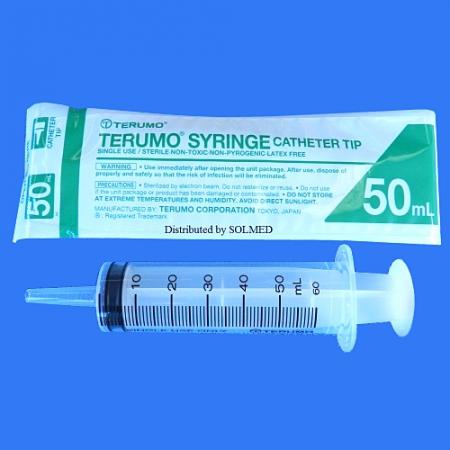 Syringe Catheter Tip