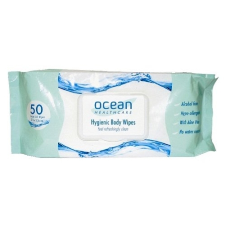 Ocean Body Wipes