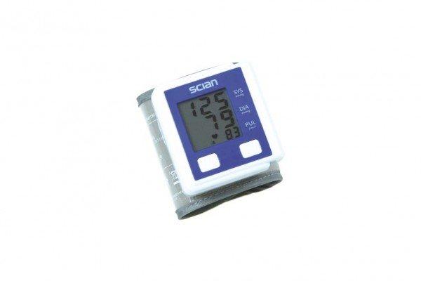 Blood Pressure Monitor (Sphygmomanometer) Digital Wrist Model Latex Free